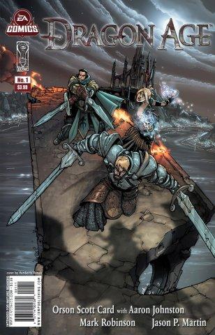 Dragon Age 001 (March 2010)