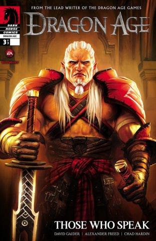 Dragon Age: Those Who Speak 003 (November 2012)