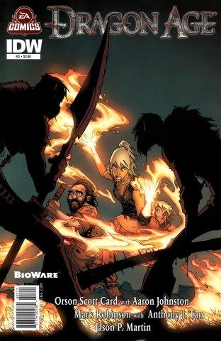 Dragon Age 003 (July 2010)
