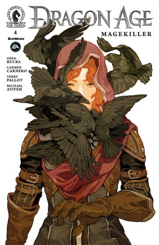 Dragon Age: Magekiller 004 (March 2016)