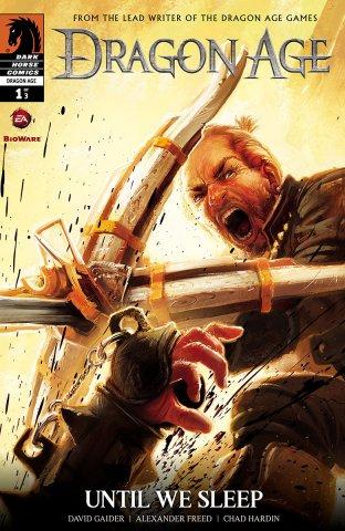 Dragon Age: Until We Sleep 001 (March 2013)