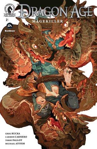 Dragon Age: Magekiller 002 (January 2016)