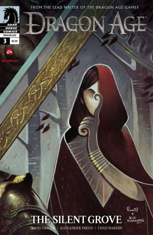 Dragon Age: The Silent Grove 003 (March 2012)