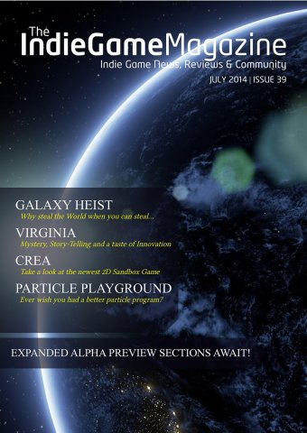 Indie Game Magazine 039 July 2014