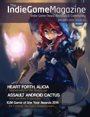 Indie Game Magazine 045 January 2015