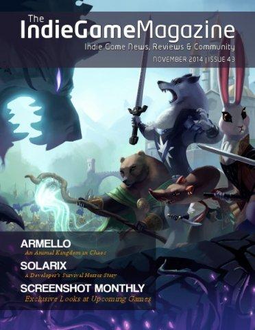 Indie Game Magazine 043 November 2014