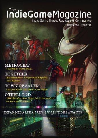 Indie Game Magazine 038 June 2014