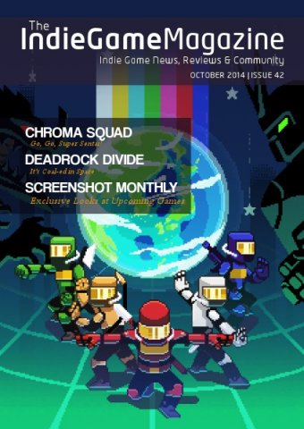 Indie Game Magazine 042 October 2014