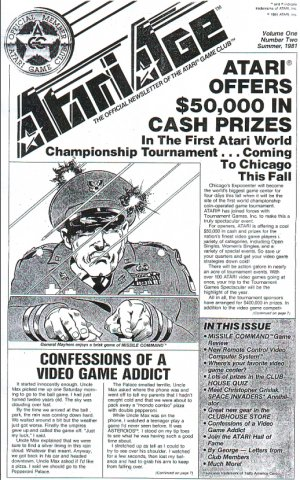 Atari Age (1981) Issue 02