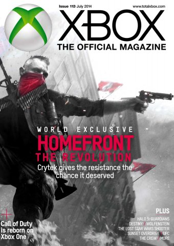 XBOX The Official Magazine Issue 113 July 2014
