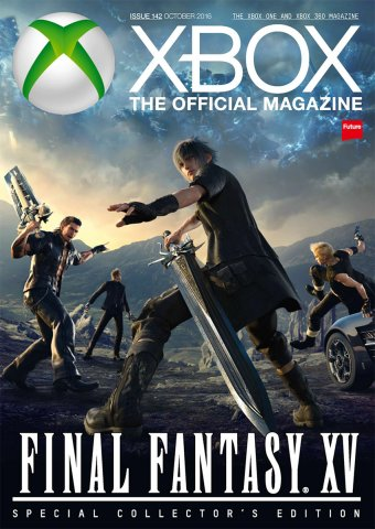 XBOX The Official Magazine Issue 142 October 2016