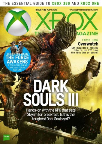 XBOX The Official Magazine Issue 136 April 2016