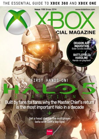 XBOX The Official Magazine Issue 119 Xmas 2014