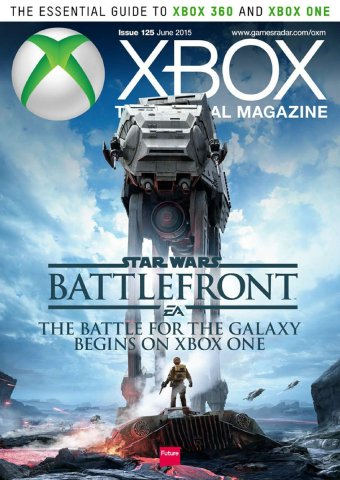 XBOX The Official Magazine Issue 125 June 2015