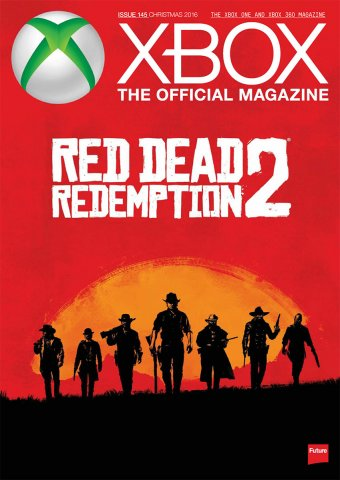 XBOX The Official Magazine Issue 145 Christmas 2016