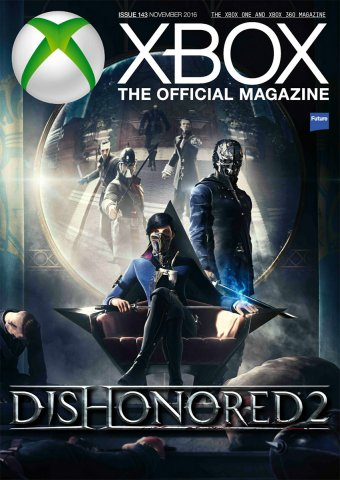 XBOX The Official Magazine Issue 143 November 2016