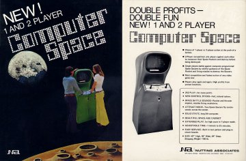 Computer Space 2-player (1971)