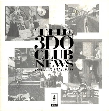 3DO Club News 003 Fall 1994