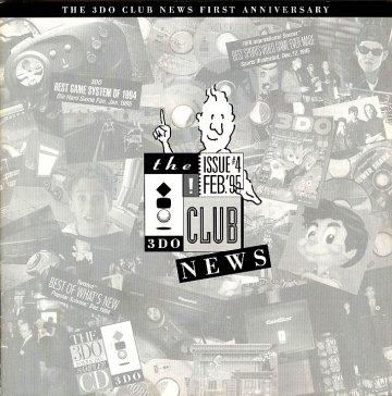 3DO Club News 004 Feb 1995