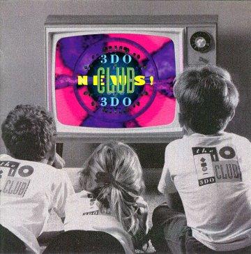 3DO Club News 001 1994