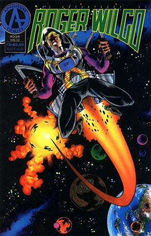 The Adventures Of Roger Wilco Issue 03 (May 1992)