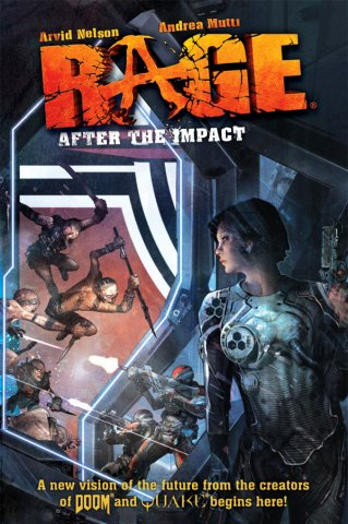 Rage: After The Impact TPB (2011)