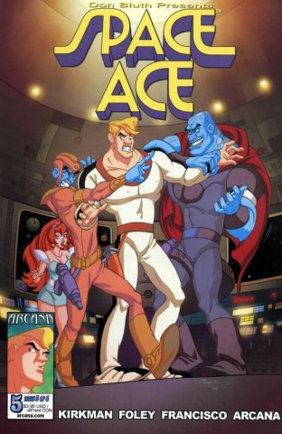 Space Ace Issue 05 (January 2010)
