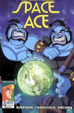 Space Ace Issue 04 (January 2009)