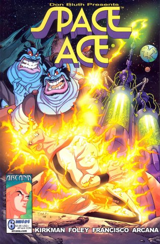 Space Ace Issue 06 (February 2010)