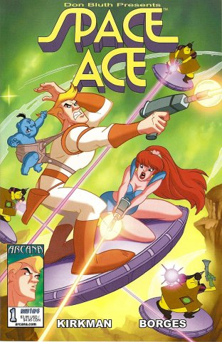 Space Ace Issue 01 (September 2009)
