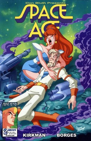 Space Ace Issue 02 (October 2009)