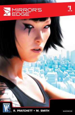 Mirror's Edge Issue 01 (December 2008)