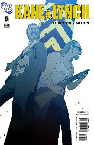 Kane & Lynch Issue 005 (March 2011)