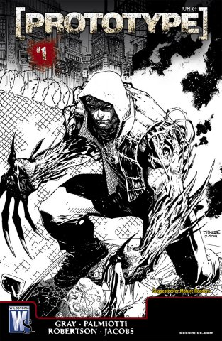 Prototype Issue 001 (cover c) (June 2009)