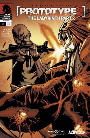 Prototype 2 Issue 006 (April 2012)