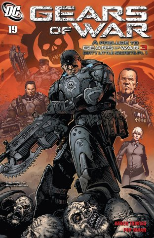 Gears of War Issue 019 (October 2011)