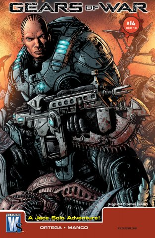 Gears of War Issue 014 (December 2010)