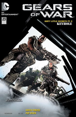 Gears of War Issue 023 (June 2012)