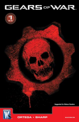 Gears of War Issue 001 (cover a) (December 2008)