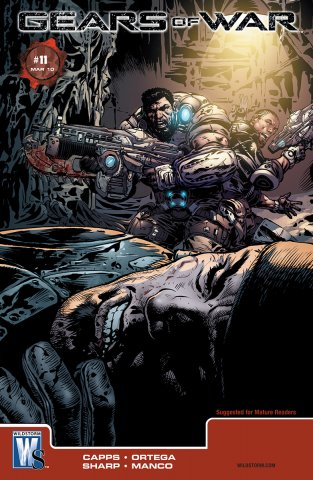Gears of War Issue 011 (March 2010)