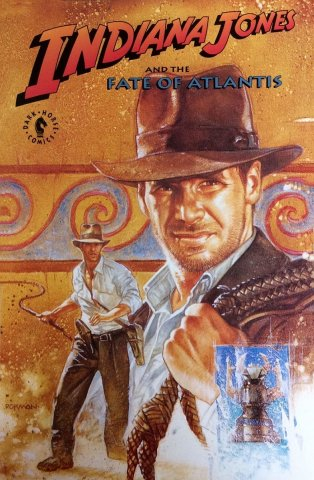 Indiana Jones and the Fate of Atlantis TPB