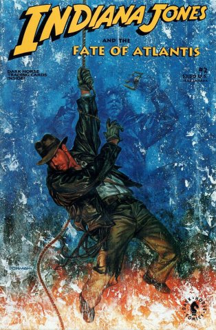 Indiana Jones and the Fate of Atlantis Issue 002 (May 1991)