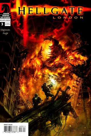 Hellgate: London 003 (March 2007)