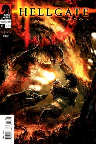 Hellgate: London 000 (October 2006)