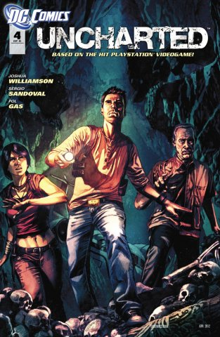 Uncharted Issue 004 (April 2012)