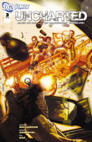 Uncharted Issue 003 (March 2012)