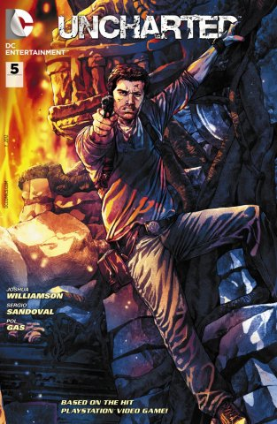 Uncharted Issue 005 (May 2012)