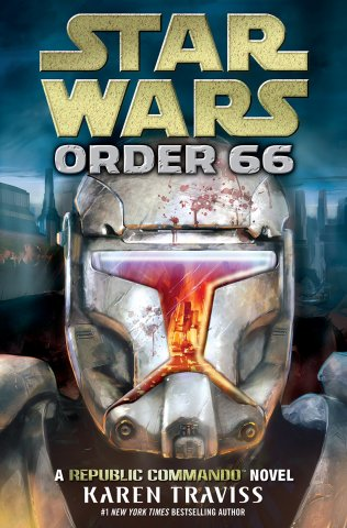 Star Wars Republic Commando: Order 66 (original solicitation cover) (September 2008)