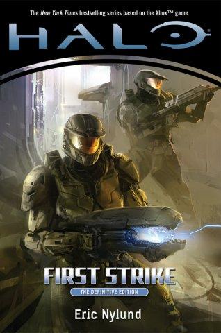 Halo: First Strike (reissue) (December 2003)