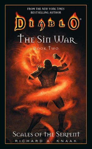 Diablo: The Sin War Book 2: Scales Of The Serpent (March 2007)
